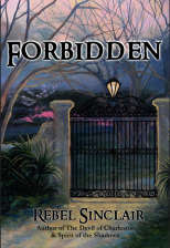 rebels books - forbidden - front cover